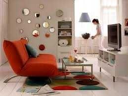 Livings decoración sencilla