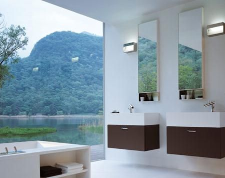 Iluminacion lavabo