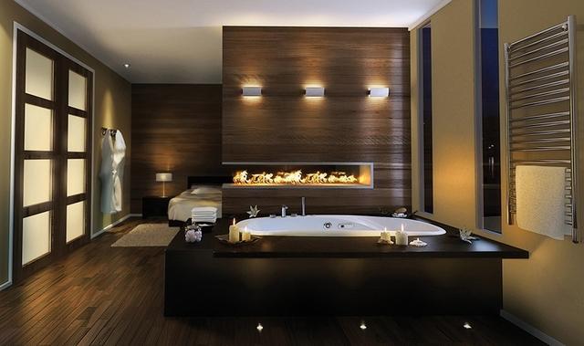 Dormitorios matrimoniales de lujo