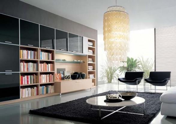 Mesas minimalistas para salas 2