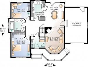 Achicar una casa