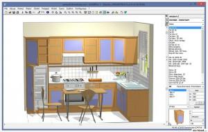 Planos modernos de cocinas grandes