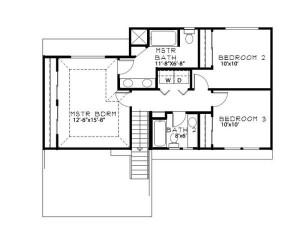 imagen de plano de casa