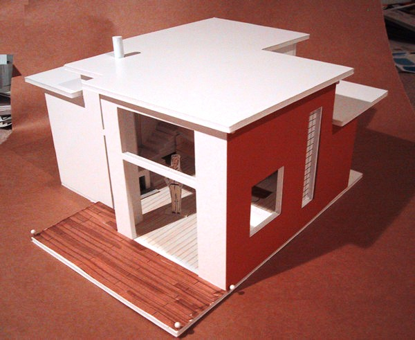 Maquetas de casas - Ideas para hacer una casa ...
