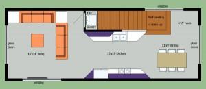 plano de casa 3d gratuito