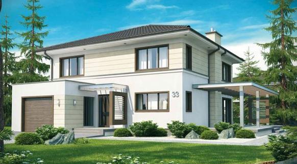 Ver planos y favhadas de casas - Ver casas modernas ...