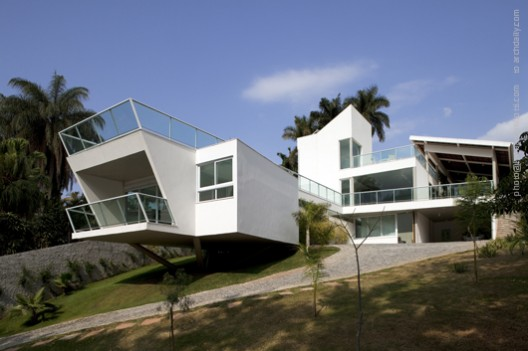 Casas de arquitectura extraña