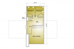 02.2 Second Floor _ Layout
