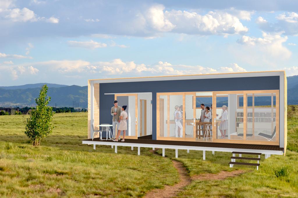 Planos y fachadas de casas modernas gratis for Casa moderna gratis