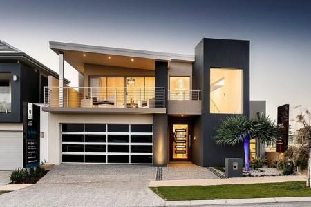 Fachadas para casas de dos pisos, imagenes
