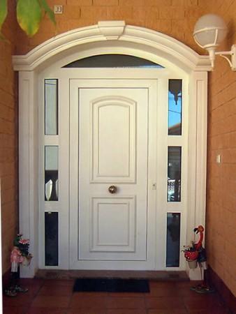 Fotos de puertas principales de diseño
