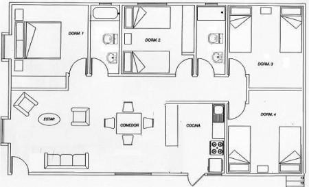 Planos para construcción casas pequeñas.