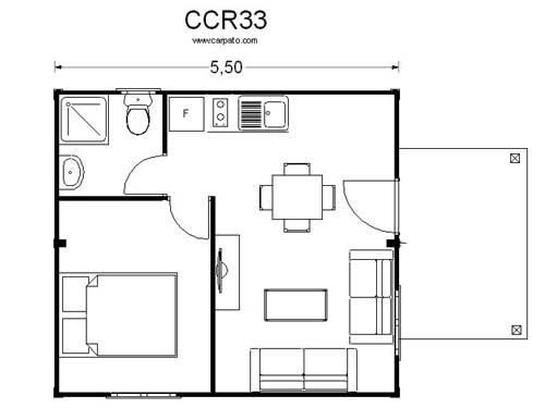 Planos para viviendas econ micas for Planos de viviendas economicas
