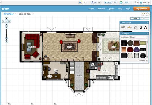 Programa para armar planos for Programas para disenar casas en 3d gratis