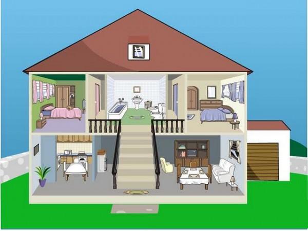 Juegos de Reparar Casa gratis