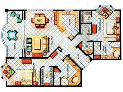 Planos de casas de 3 recamaras online
