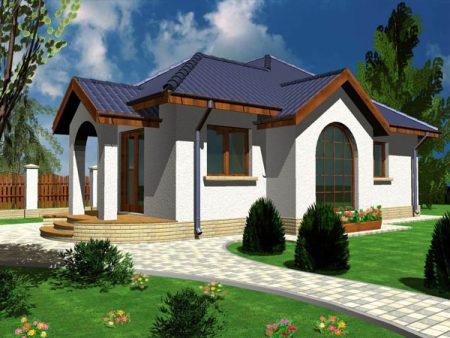 Planos de casas modernas para ver en casa