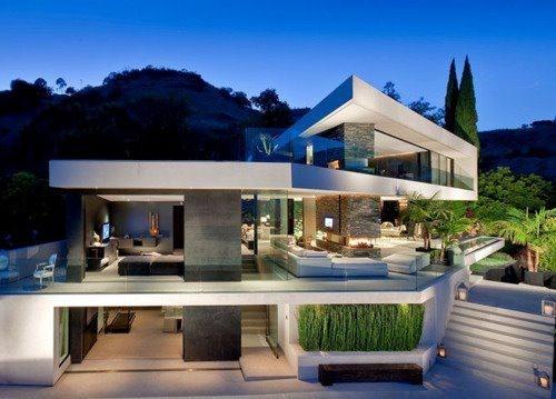 diseño de fachadas modernas