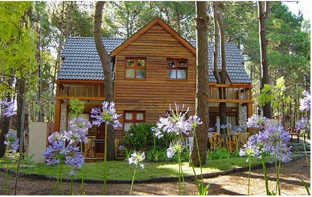 Fachadas de caba as r sticas for Fachadas de cabanas rusticas