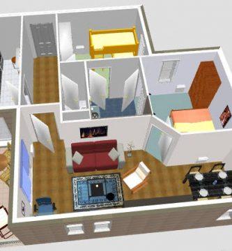 Planos modernos y minimalistas - Hacer plano casa ...