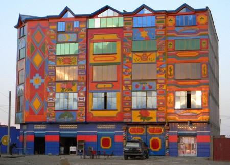 Arquitectura en Bolivia