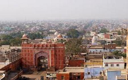 Ciudad del estado de Rajasthan al noroeste de la India