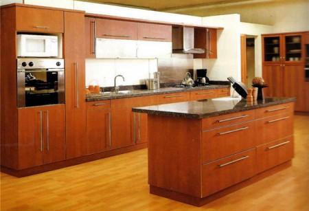 Cocinas integrales de madera (2)