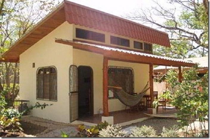 Fachadas de casas peque as for Fachadas modernas para casas pequenas de una planta
