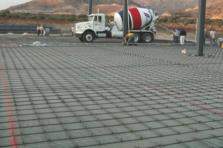 Firme de concreto