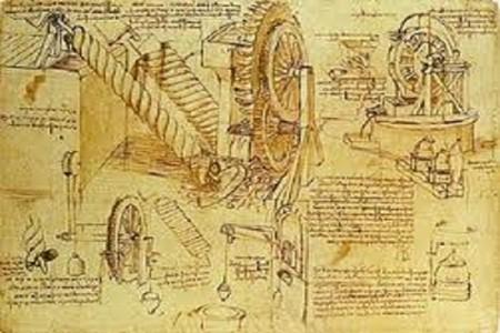 Historia de la geometría descriptiva