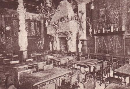 Historia de restaurantes