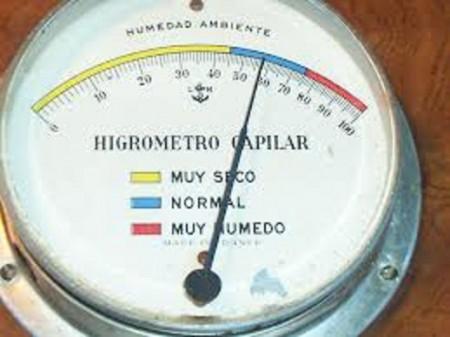 Que es Higrómetro